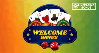 Welcome Live Casino Bonus